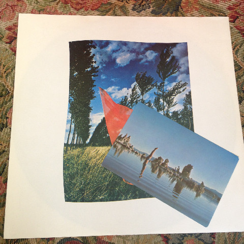 Wish You Were Here Carte Postale Originale De Pink Floyd 33T Chez Manolitto Ref117509034