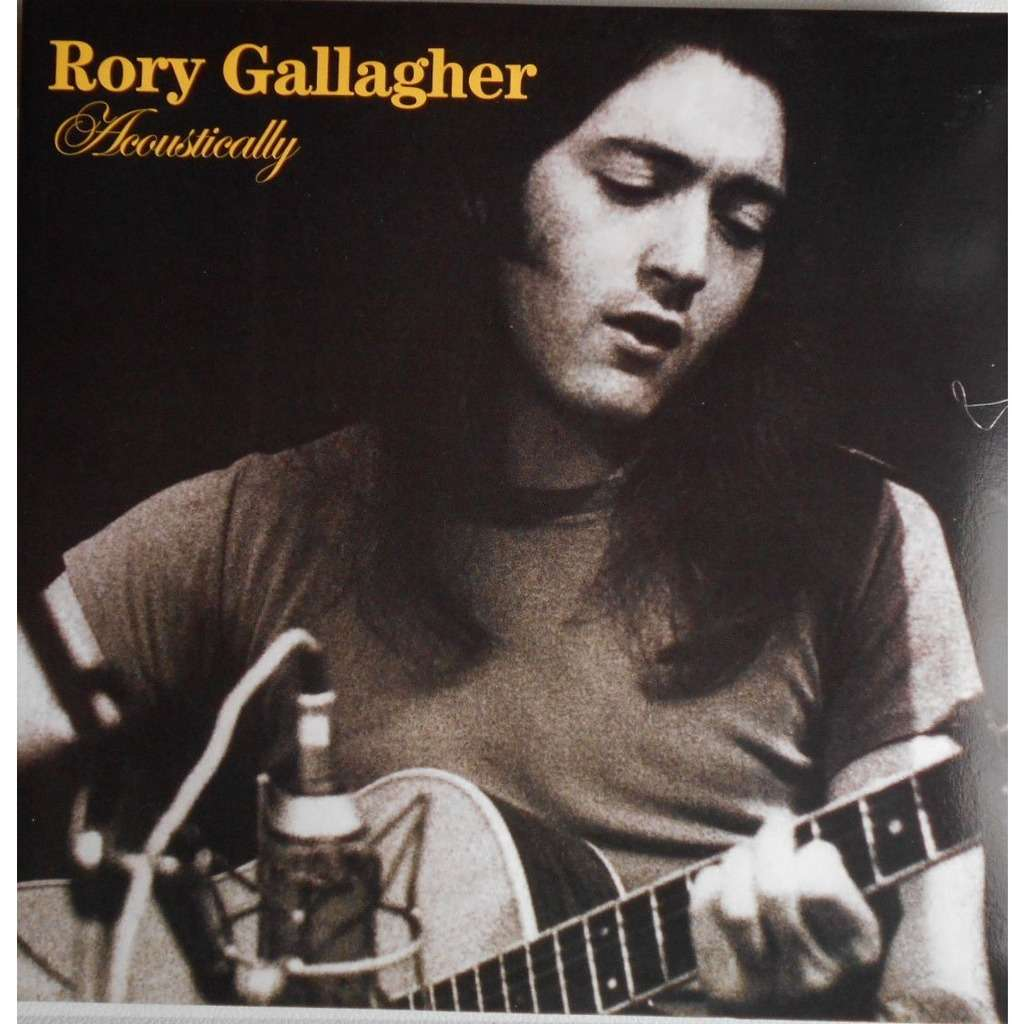 Acoustically By Rory Gallagher, Lp With Ald93 Ref118135368