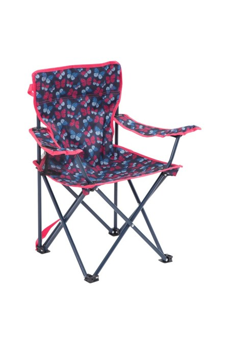 Patterned Mini Folding Chair  Mountain Warehouse CA
