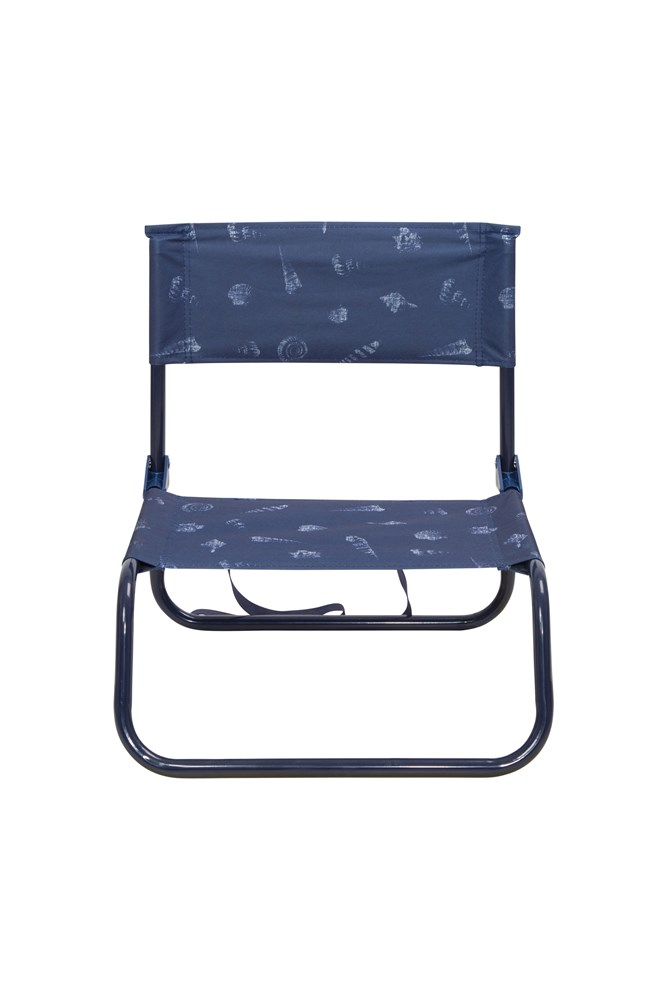 Low Folding Beach Chair Low Beach Chair Patterned
