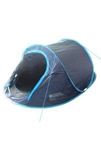 Mountain Warehouse Pop Up Double Skin 3 Man Tent