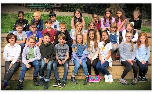 Hotwells Primary School Class 6 Page