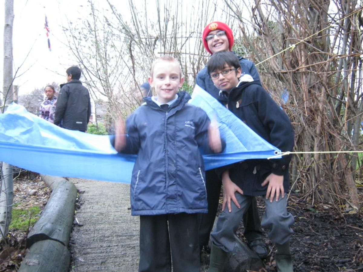 The Heys Primary School  Forest Schools