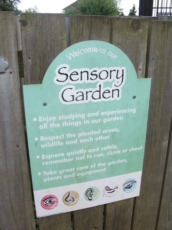 Greenhill Primary  Sensory Garden