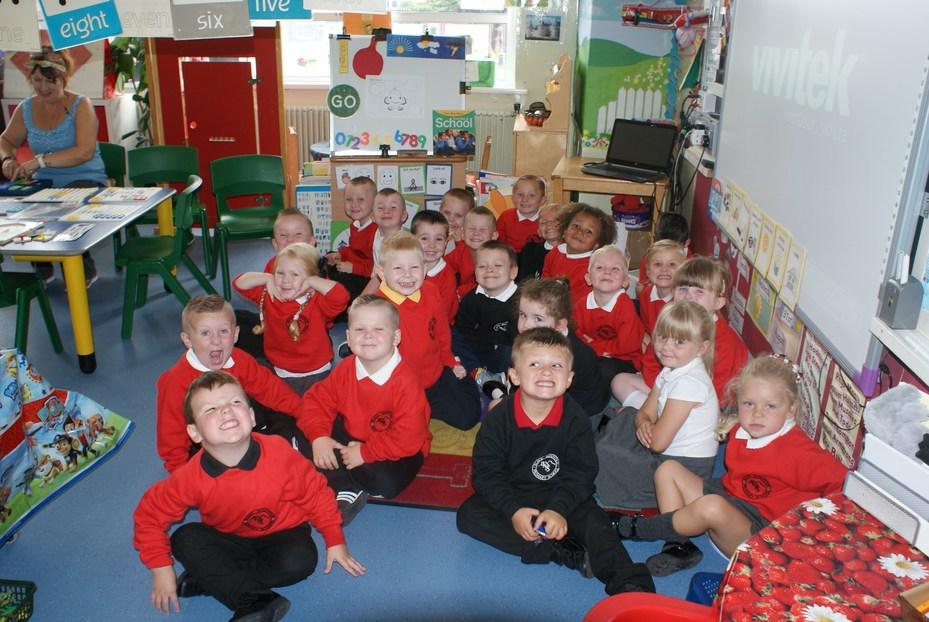 Blackmountain Primary School  P1