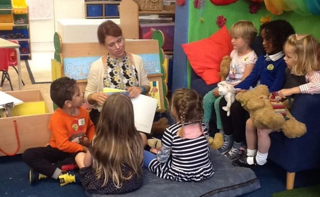 Hotwells Primary School Reception Class Page