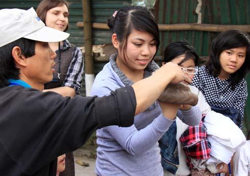 Folk games at Hanoi's museum - News VietNamNet