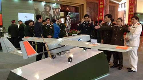 Viettel, unmanned military aircraft, international investors
