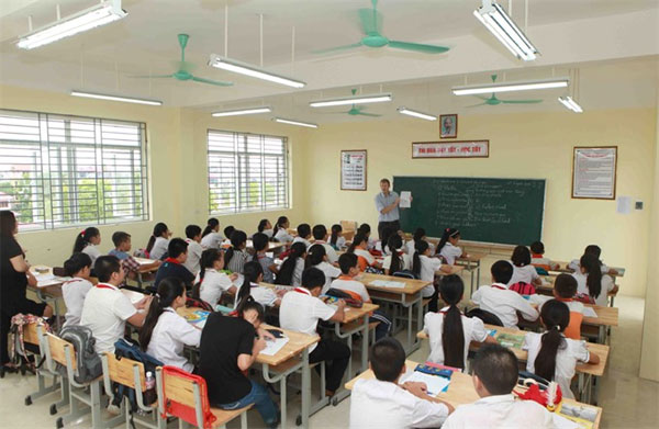 Image result for public school vietnam
