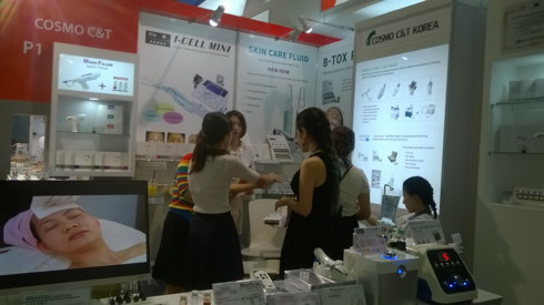 New entrants heat up Vietnamese beauty market, vietnam economy, business news, vn news, vietnamnet bridge, english news, Vietnam news, news Vietnam, vietnamnet news, vn news, Vietnam net news, Vietnam latest news, Vietnam breaking news