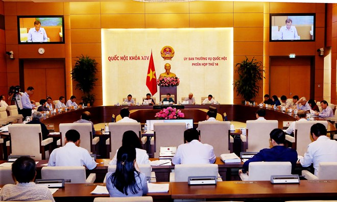 NA Standing Committee examines anti-corruption work, Government news, Vietnam breaking news, politic news, vietnamnet bridge, english news, Vietnam news, news Vietnam, vietnamnet news, Vietnam net news, Vietnam latest news, vn news