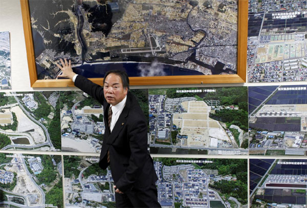 Japan, quiet energy revolution, 2011 earthquake and tsunami, rebuild its electric power system