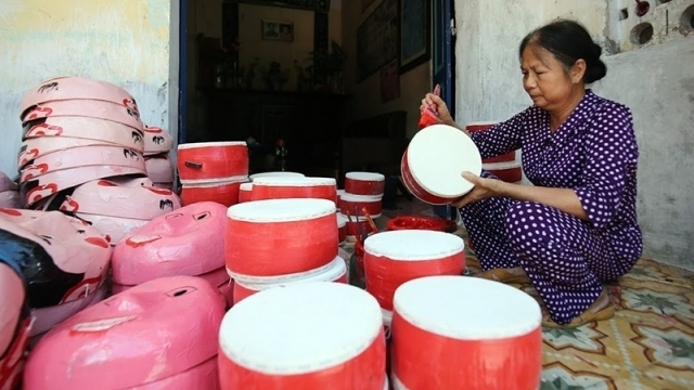 Village preserves the trade of making traditional toys for Mid-autumn festival, entertainment events, entertainment news, entertainment activities, what's on, Vietnam culture, Vietnam tradition, vn news, Vietnam beauty, news Vietnam, Vietnam news, Vietnam