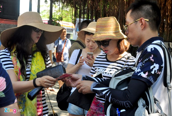 Tourism revenue forecast to amount to $22 billion this year, travel news, Vietnam guide, Vietnam airlines, Vietnam tour, tour Vietnam, Hanoi, ho chi minh city, Saigon, travelling to Vietnam, Vietnam travelling, Vietnam travel, vn news