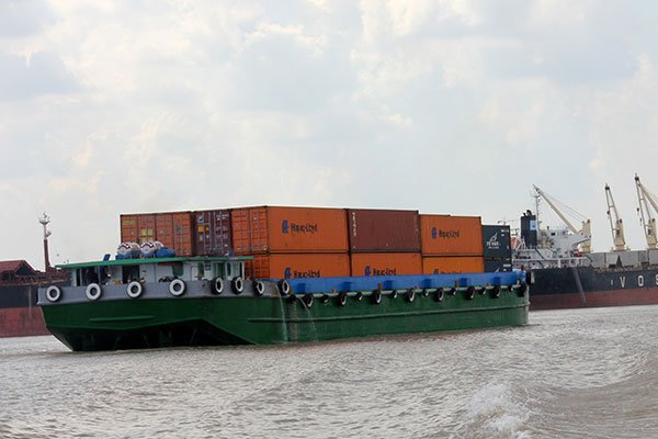 Only 3.3% of ships nationwide transport containerized cargo, vietnam economy, business news, vn news, vietnamnet bridge, english news, Vietnam news, news Vietnam, vietnamnet news, vn news, Vietnam net news, Vietnam latest news, Vietnam breaking news