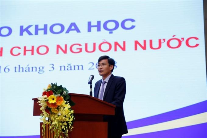 VN struggling to protect water resources, environmental news, sci-tech news, vietnamnet bridge, english news, Vietnam news, news Vietnam, vietnamnet news, Vietnam net news, Vietnam latest news, Vietnam breaking news, vn news