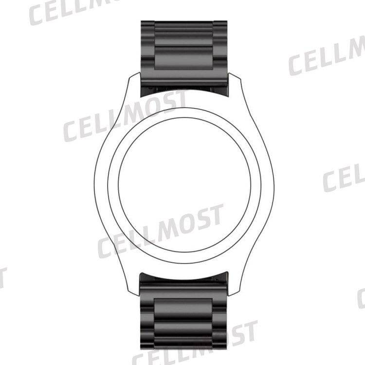 Classic Stainless Steel Watch Band for Samsung Gear S3