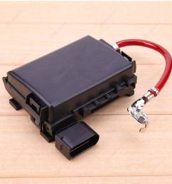 car fuse box battery terminal accessory for bora golf mk4 98 05 [ 1001 x 1001 Pixel ]