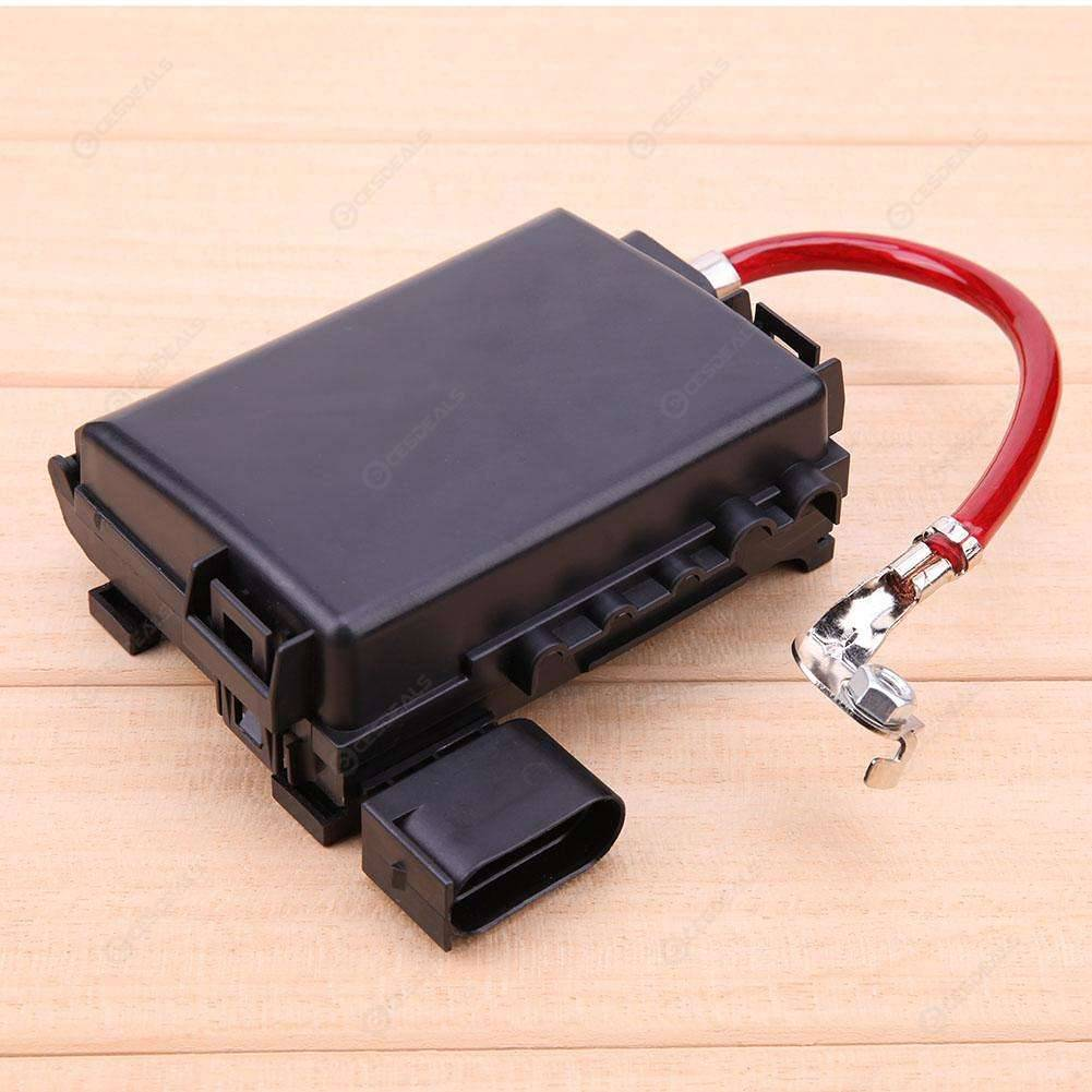 hight resolution of car fuse box battery terminal accessory for bora golf mk4 98 05