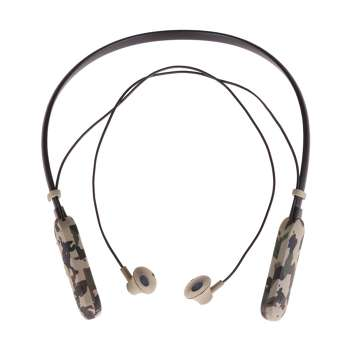 Bluetooth Earphone Noise Reduction Stereo Neck Hanging