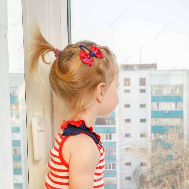 cute kids baby bowknot barrettes girls princess hair clip hairpins (g)