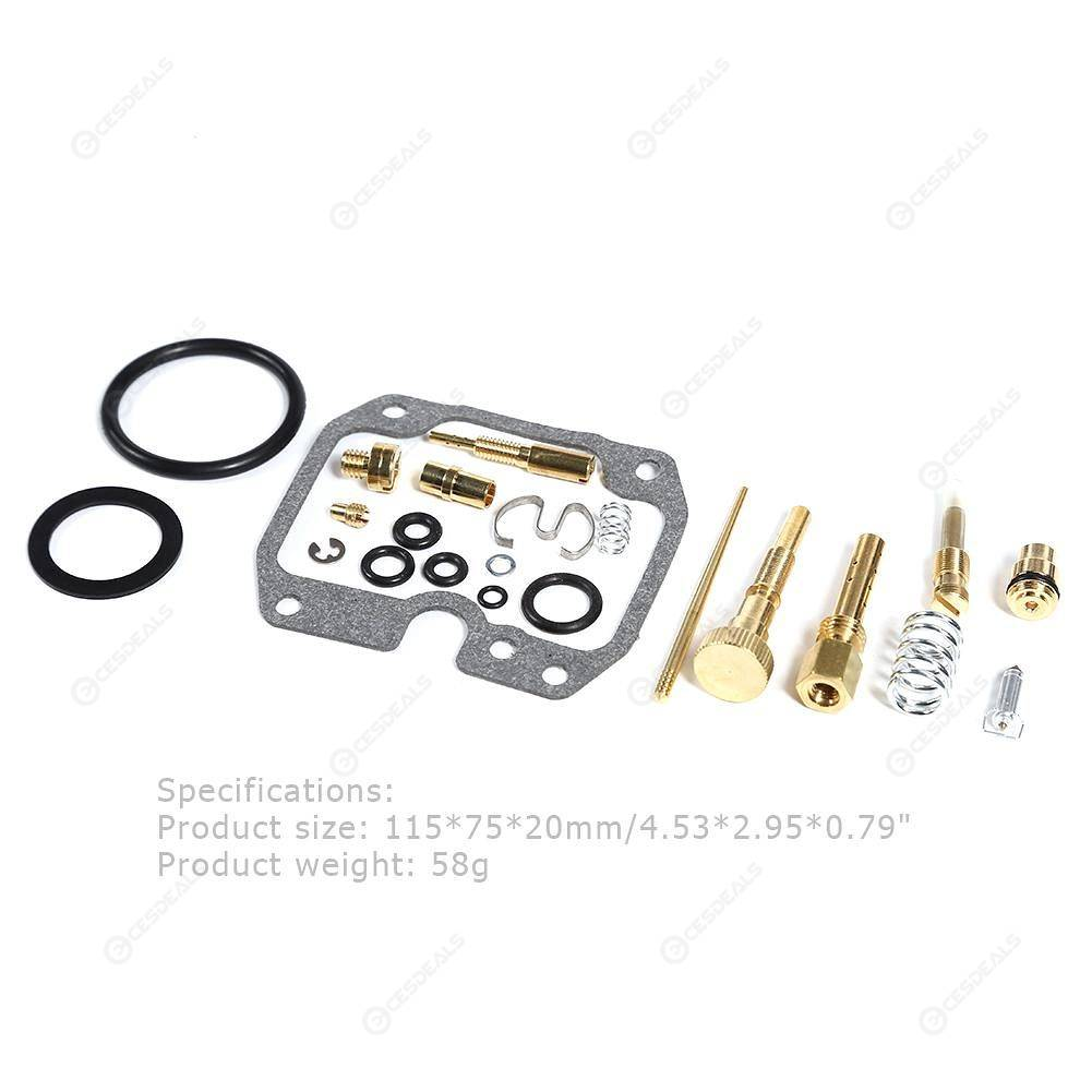 Carb Repair Kit for Yamaha YFM200 YFM 200 Moto 4 1986-1989