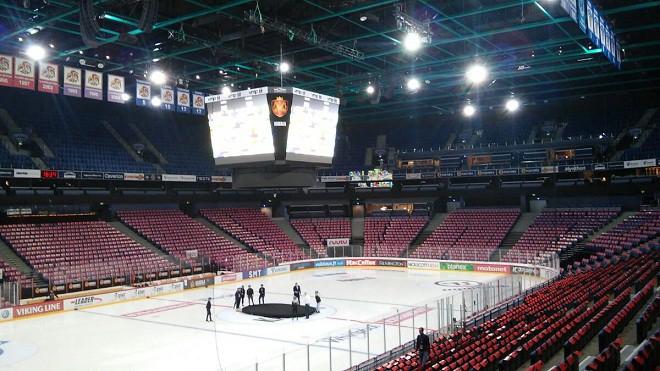 Хоккей Евротур Финляндия  Россия Онлайнтрансляция 3