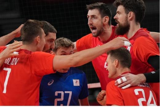 Россия героически обыграла США на Олимпиаде. Наши волейболисты терпели и не ломались