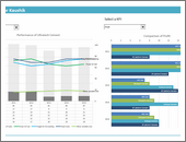 Dynamic dashboard with profit vs. costs view -snapshot2