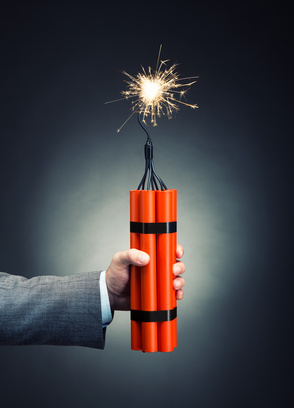 Volatile functions in Excel are like dynamite. Handle them with care!