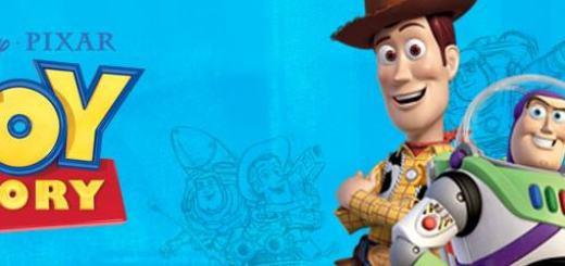 Movie, Toy Story(美國) / 玩具總動員(台) / 玩具总动员(中) / 反斗奇兵(港), 電影海報, 美國, 橫幅