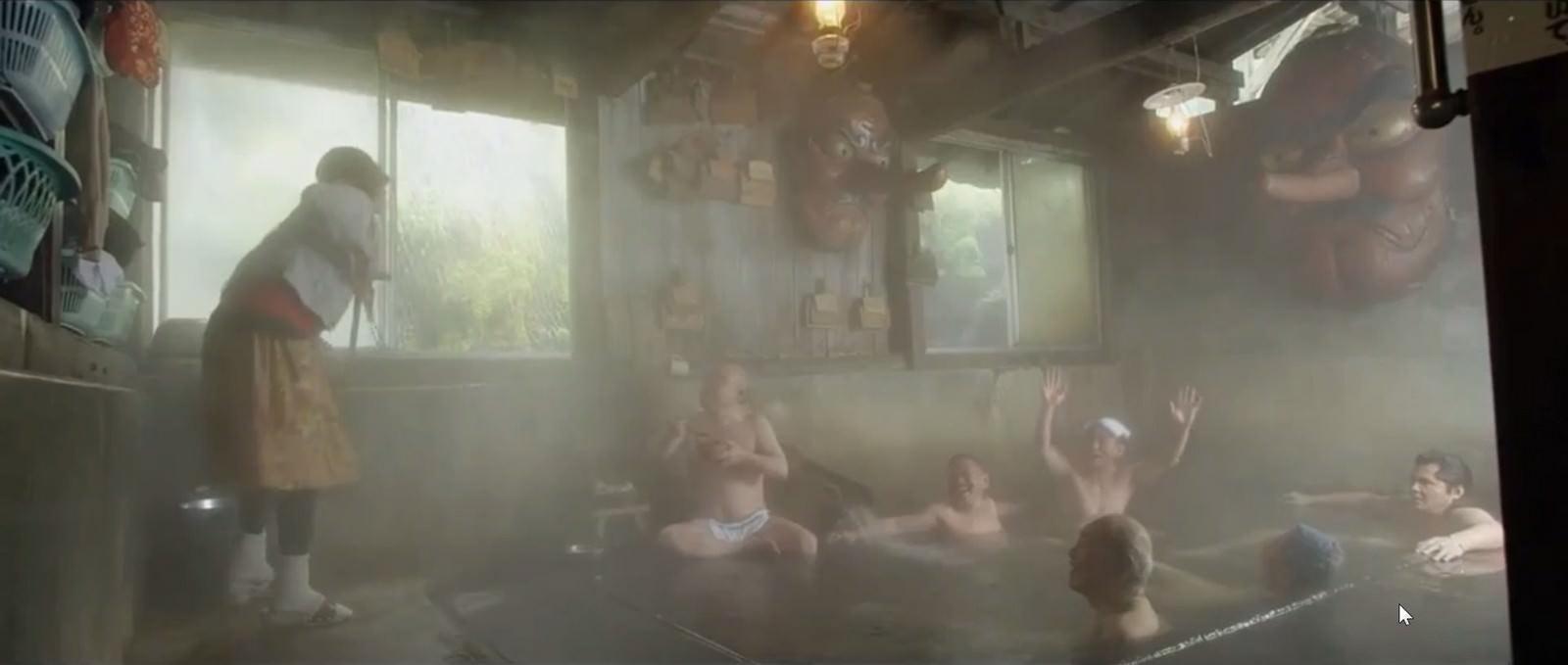 Movie, テルマエ・ロマエ(日本, 2012) / 羅馬浴場(台.港) / Thermae Romae(英文), 電影劇照, 場景