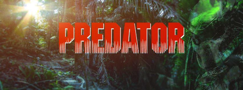 Movie, Predator(美國, 1987) / 終極戰士(台) / 铁血战士(中) / 鐵血戰士(港), 電影海報, 美國, 橫版