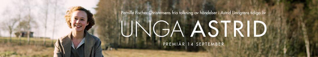 Movie, Unga Astrid(瑞典, 2018年) / 當幸福提早來(台灣) / Becoming Astrid(英文) / 关于阿斯特丽德(網路), 電影海報, 瑞典