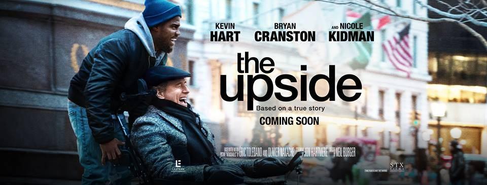 Movie, The Upside(美國, 2017年) / 活個精彩(台灣) / 閃亮人生(香港) / 触不可及(網路), 電影海報, 美國, 橫版