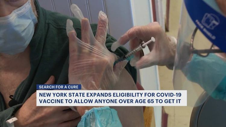 Cuomo: New York accepting new guidance from CDC on vaccines