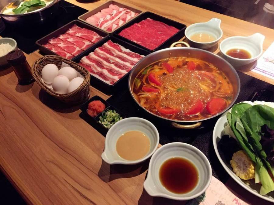Mo-Mo-Paradise:蕃茄壽喜燒,壽喜鍋的酸甜健康好滋味┃食記┃台北┃京站