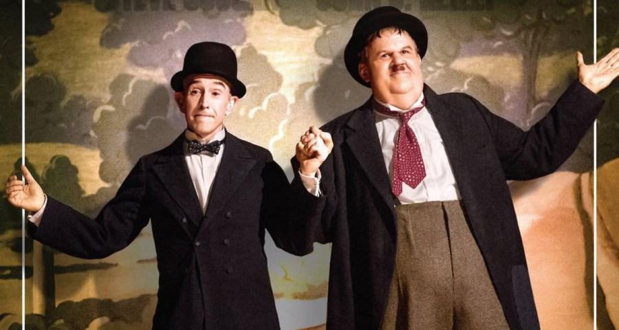 喜劇天團:勞萊與哈台-創造世界文化的喜劇演員組合┃影評