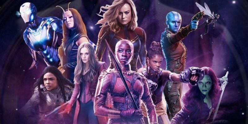 《復仇者聯盟4:終局之戰》誰是好女人?10個漫威女英雄蔓延你的性別想像│電影專題