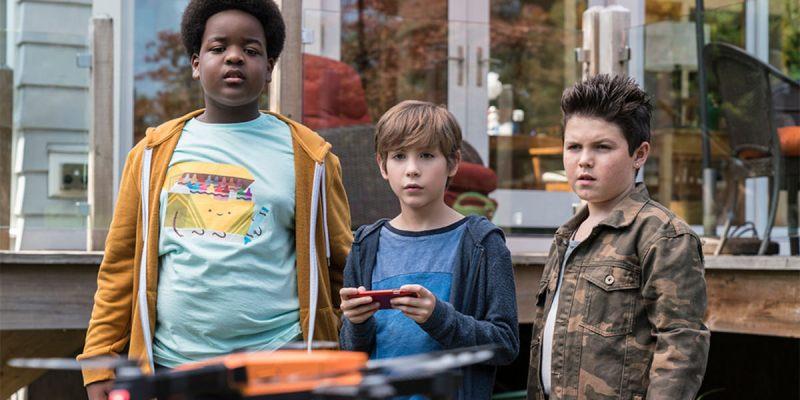 好小男孩:未成年男孩們之格雷的五十道陰影| 影評
