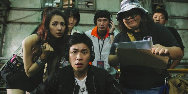 江湖無難事:邱澤耍北爛挑戰2019年度最豪洨台灣喜劇之俗男養成記   影評