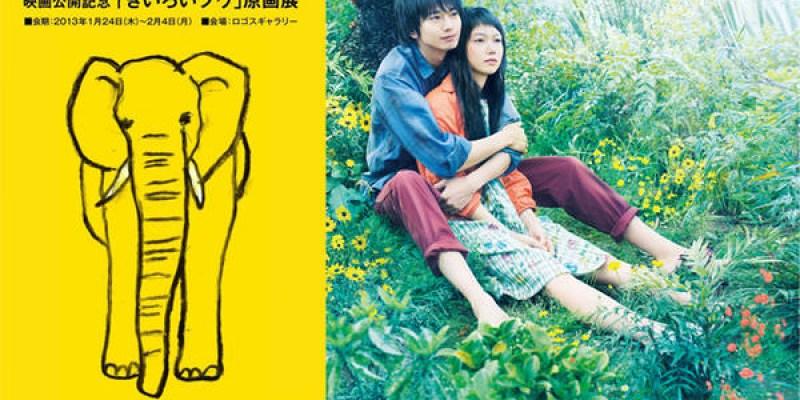 電影【黃色大象】