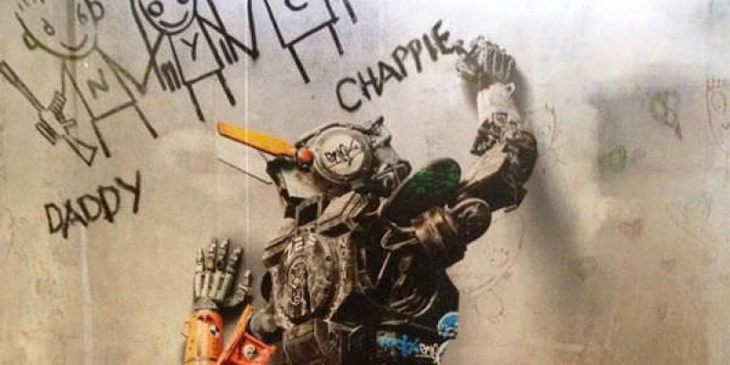 【影評】《成人世界》Chappie