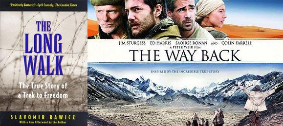 《自由之路》(The way back)