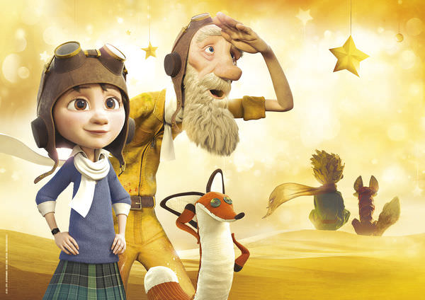【影評】《小王子》Little Prince 召喚靈魂曾有過的純粹部分 - 雀雀看電影