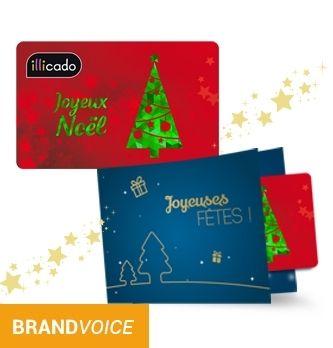 Cartes Cadeaux Illicado Un Cadeau De Noel 100 Exonere De Charges