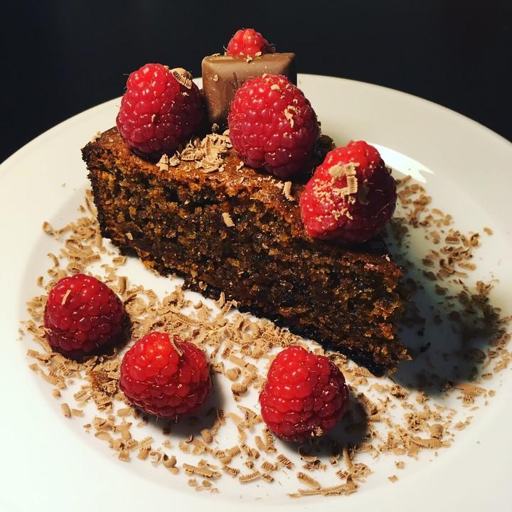 Schoko  Nuss  Kuchen ohne Mehl von friedaaushonolulu
