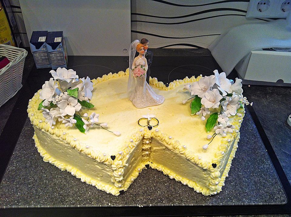 Buttercreme Hochzeitstorte Rezepte  Chefkoch