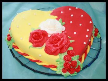 Idee fr Torte 6 Hochzeitstag  Torten  Kuchen Forum