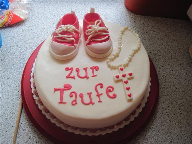 Tortenrezepte Zur Taufe  Rezept torte